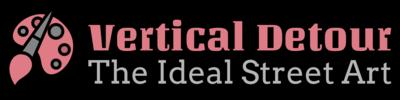 Vertical Detour – The Ideal Street Art